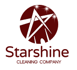 Starshine Cleaning Company Logo